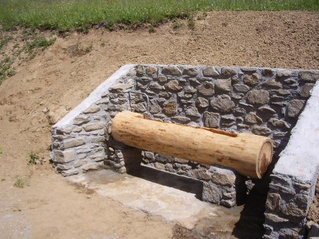 Segheria legno vivo for Fontane in legno